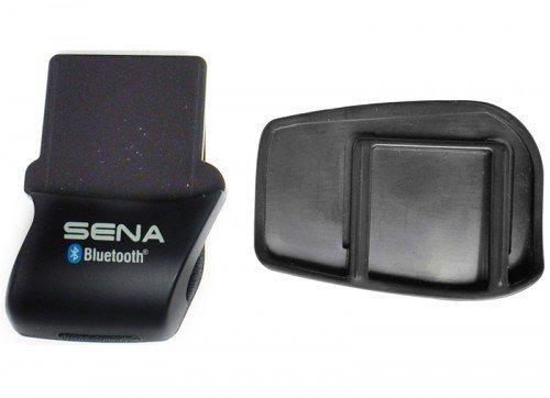 SENA SMH5, SMH5-FM, mocowanie do interkomu